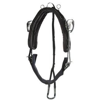FinnTack KIT QH Extreme Racing Harness, Synthetic