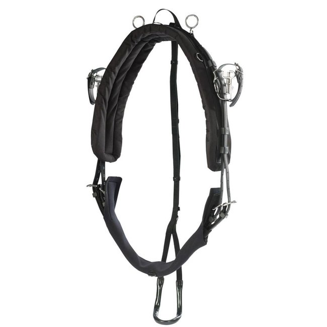 FinnTack KIT QH Extreme Racing Harness, Synthetisch