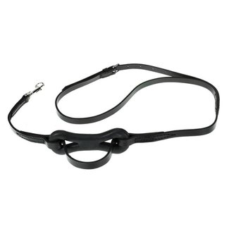 FinnTack Martingale leather with rubber FT