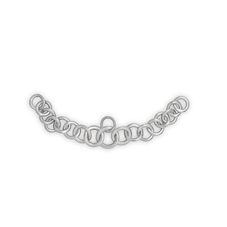 Stainless steel chin chain