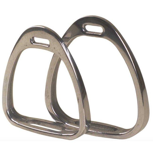 Zilco Aluminium stirrups