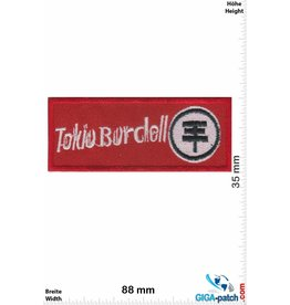 Tokio Hotel  TokIu Burdell - red