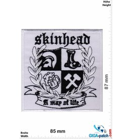 Skinhead Skinhead - A map of life