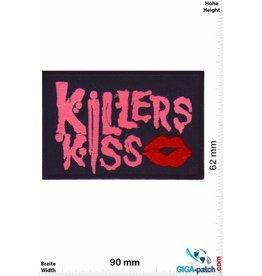 Kiss Killers Kiss - pink