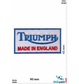 Triumph Triumph - Made in  England