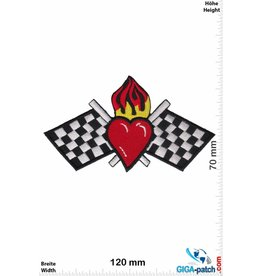 Heart Race - Herz Flamme