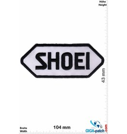 Shoei  Shoei - black  white