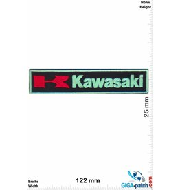 Kawasaki Kawasaki - green - red