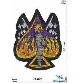 Heart Race -Flame Spark Pik