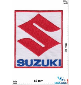 Suzuki Suzuki - long - black - red