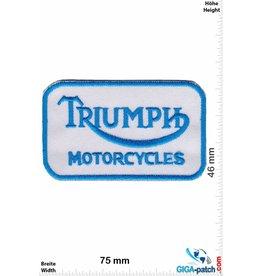 Triumph Triumph - Motorcycles - blue