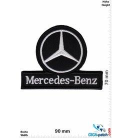 Mercedes Benz Mercedes - silver white