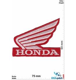 Honda Honda - red- silver