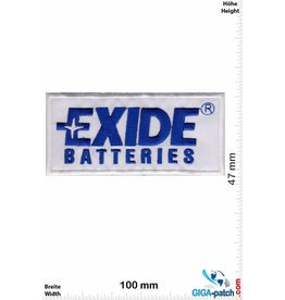 Motorsport EXIDE Batteries