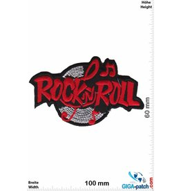 Rock n Roll Rock n Roll  - LP - red silver