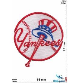 MLB New York Yankees - small - USA  Major-League-Baseball-Team  - USA