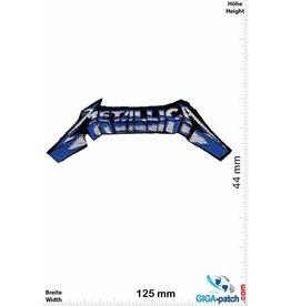 Metallica Metallica - blue silver