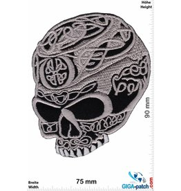 Muerto Skull  - Muerto- silver