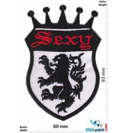 Sex Sexy Wappen