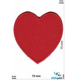 Love Herz - Heart rot