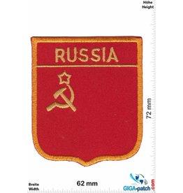 Russland, Russia Russland - Wappen - Russia