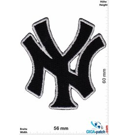 MLB New York Yankees - USA  Major-League-Baseball-Team - black