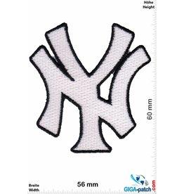 MLB New York Yankees - USA  Major-League-Baseball-Team - white
