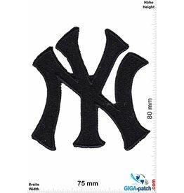 MLB New York Yankees - USA  Major-League-Baseball-Team - black big