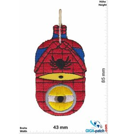 Minion Minions - Spiderman - Einfach unverbesserlich - Despicable Me