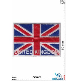 England, England United Kingsdom - UK - Union Jack - Flag