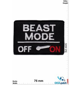 Homosexuell BEAST MODE  - Off  On