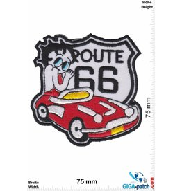 Betty Boop Betty Boop - Route 66