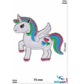 Kids Unicorn - white