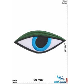 Magic Eyes Auge  blau - Magic Eyes - Fun