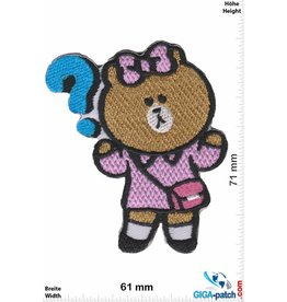 Line Line Bear - ?