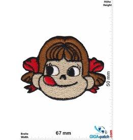 Kids Sweet little Girl - Head