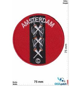 Holland, Netherland Amsterdam - red