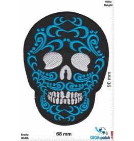 Muerto Skull - Muerto- black blue