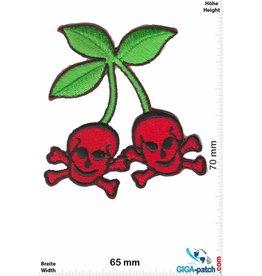 Skull Cherry  Skull