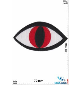 Magic Eyes Magisches Auge rot - Magic Eyes