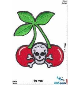 Skull Cherry Totenkopf