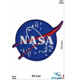 Nasa NASA  darkblue -new - BIG