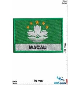 Macau  Macau - Flagge
