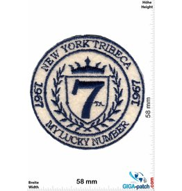 New York  New York Tribeca - 7 - My Lucky Number - 1967