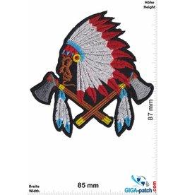 Indianer Indians - Chief