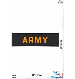 U.S. Army Army - black gold