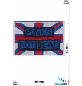 Punks Punks not Dead - UK