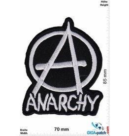 Anarchy Anarchy - silver