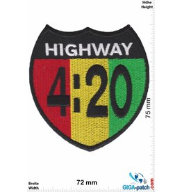 Marihuana, Marijuana Highway - 4 : 20 - Marijuana