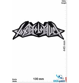 Running Wild Toxic Holocaust - Heavy-Metal-Band - silver
